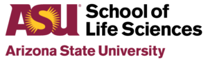 ASU School of Life Sciences logo